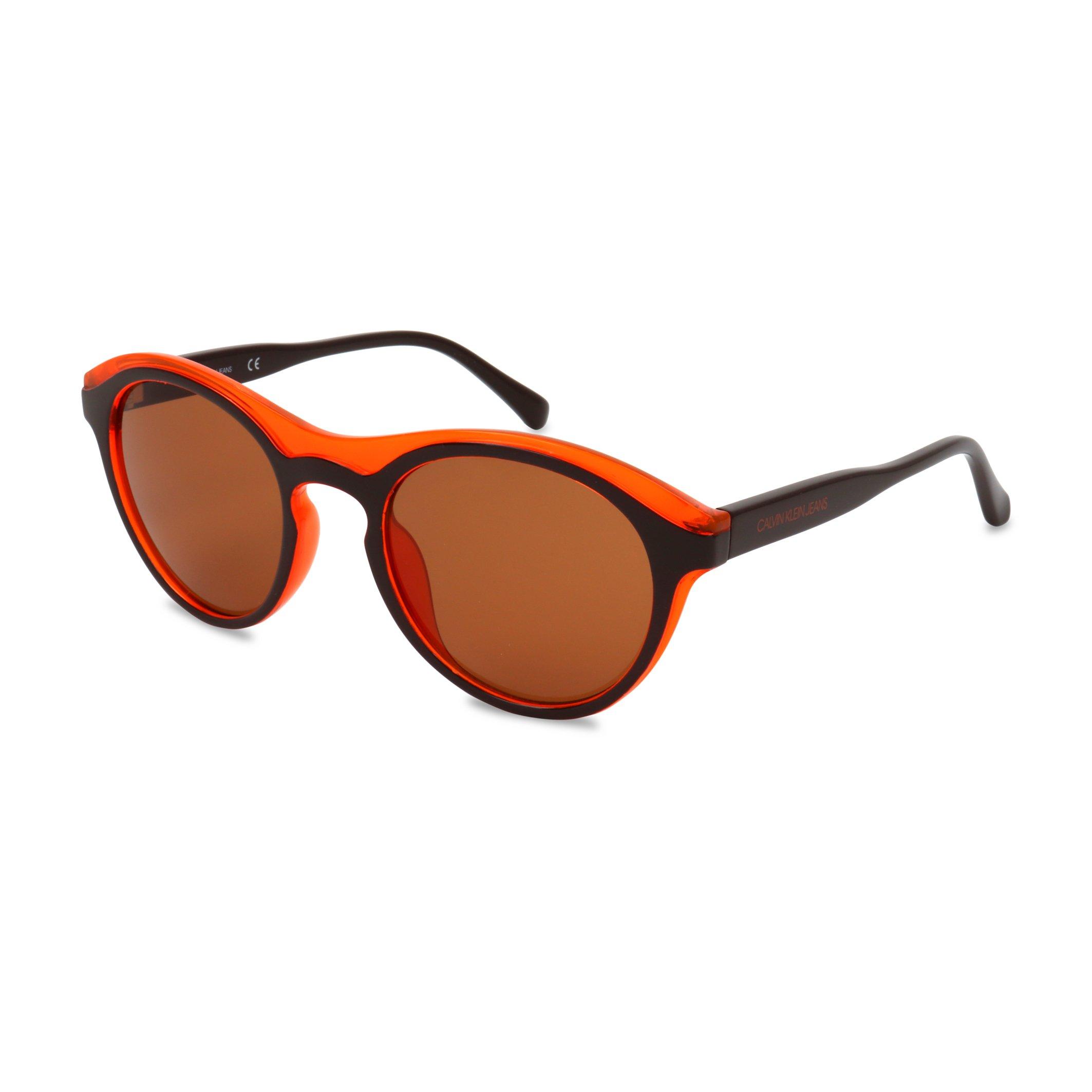 Calvin Klein Unisex Sunglasses Various Colours CKJ18503S - orange NOSIZE