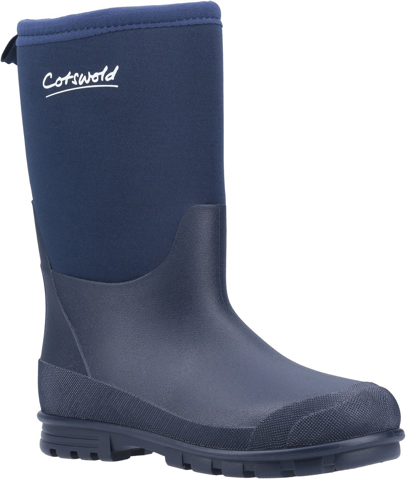 Cotswold Kids Hilly Neoprene Wellington Boot Various Colours 31492 - Navy 11