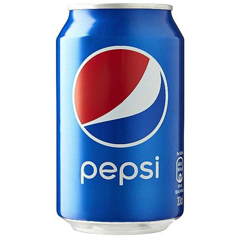 Pepsi Regular burk - 24% rabatt
