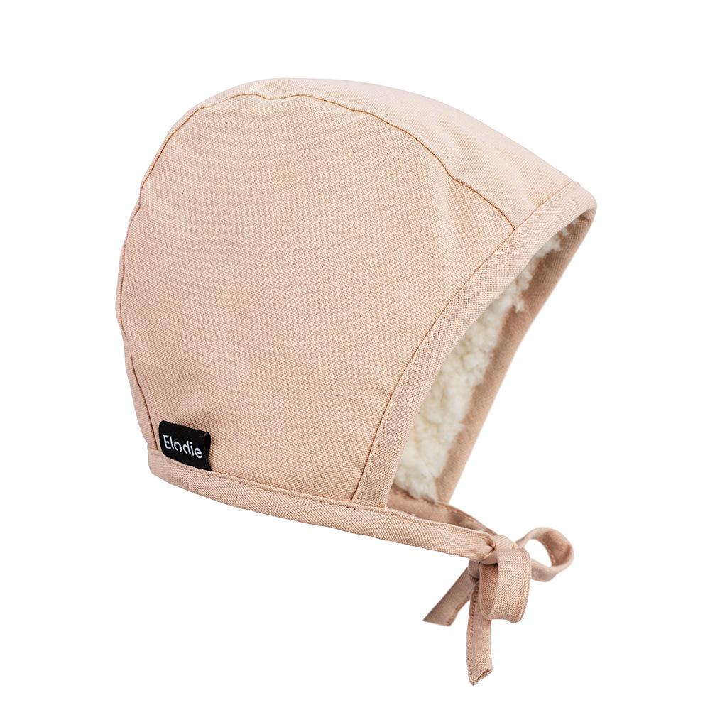 Winter Bonnet - Powder Pink