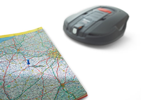 Husqvarna GPS Kommunikasjonsenhet