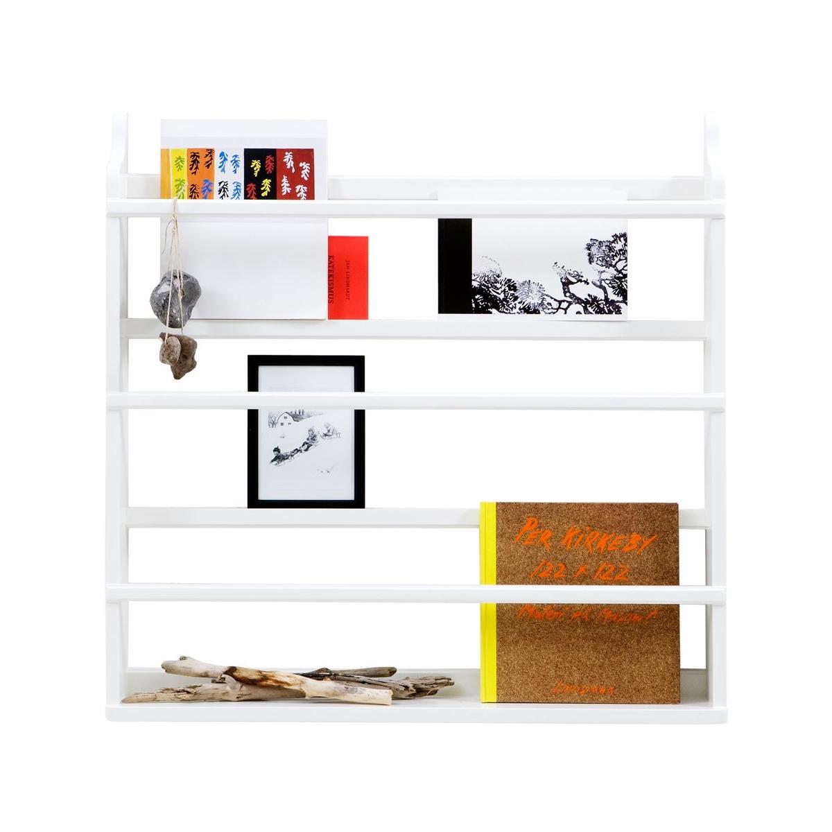 Oliver Furniture Tallriksställ - vit