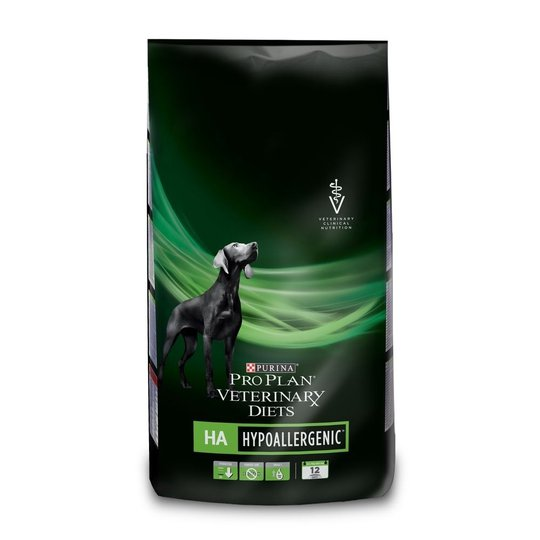 Purina Pro Plan Veterinary Diet Dog HA Hypoallergenic (3 kg)