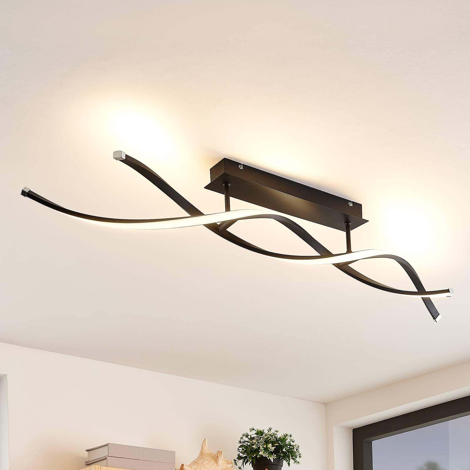 Lindby Welina -LED-kattovalaisin