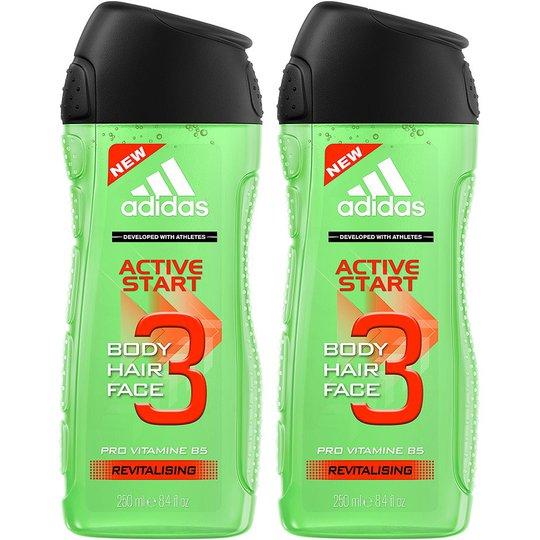 3 in 1 Active Start Duo, Adidas Ihonhoito