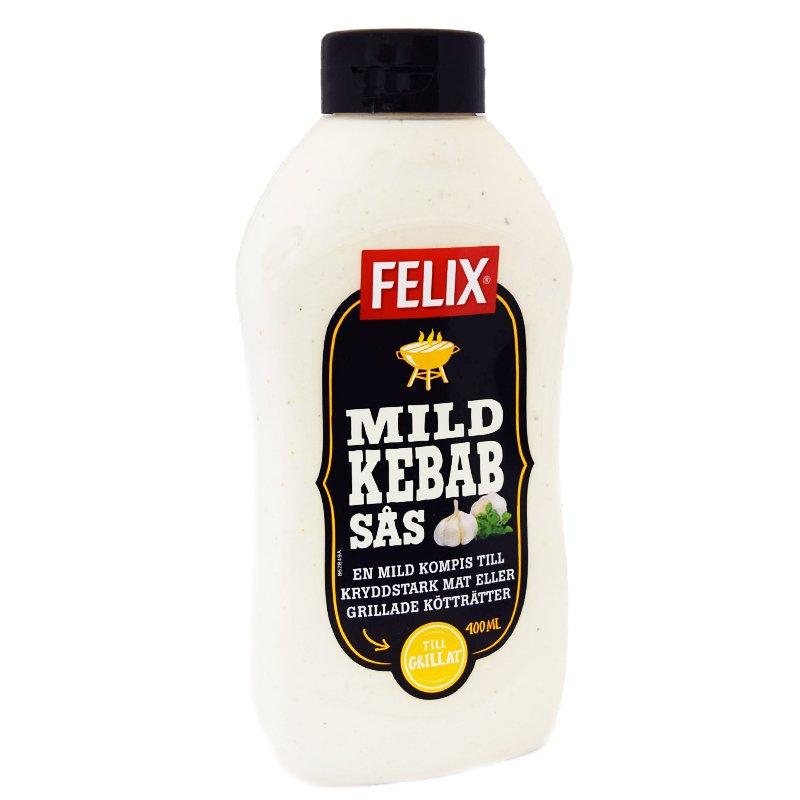 Kebabsås Mild 400ml - 40% rabatt