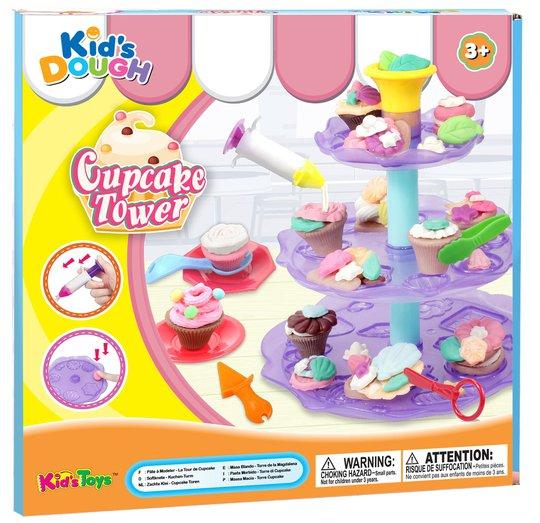 Kid's Dough Modellkitt Cupcakes