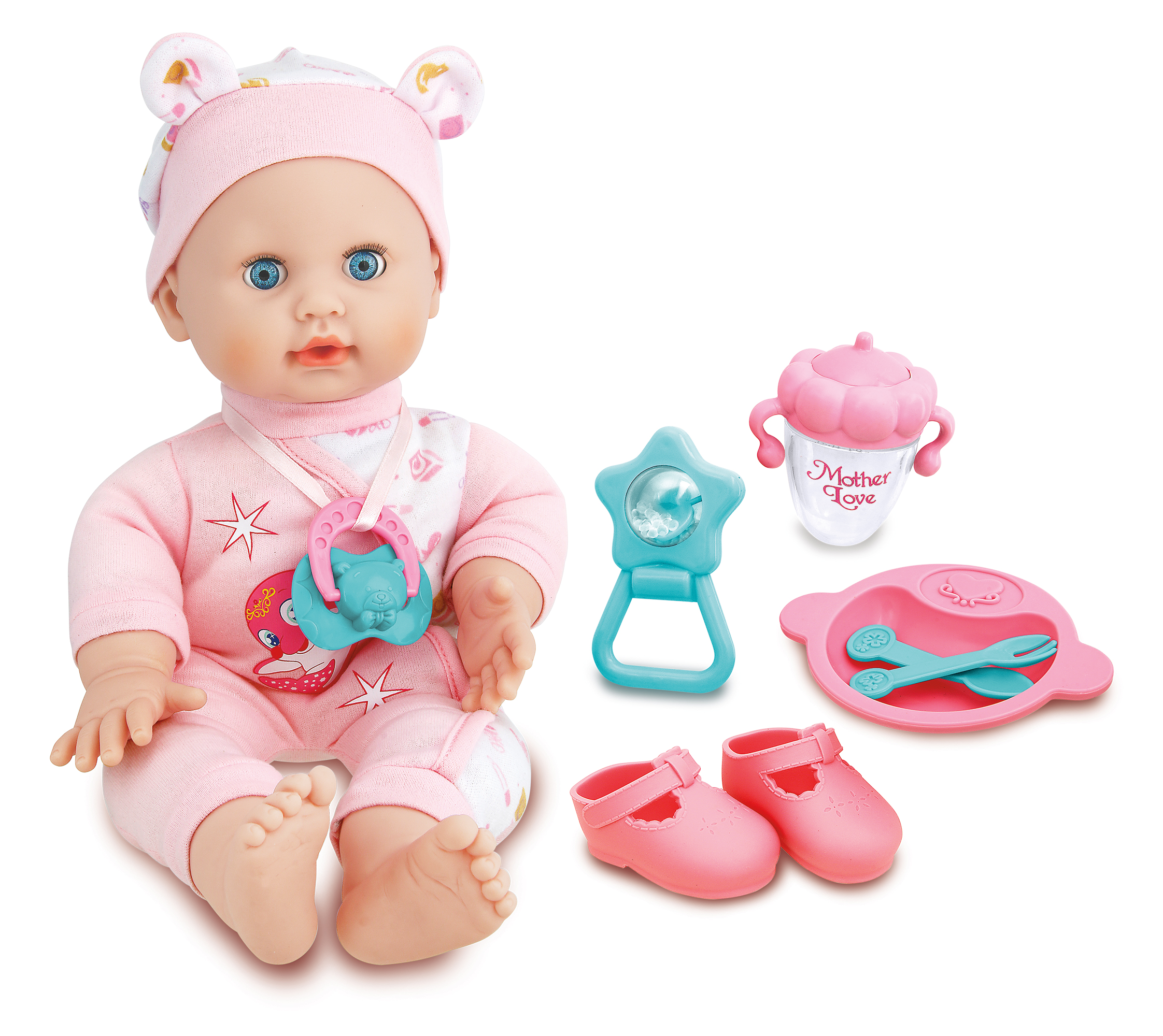 Mother Love - Snuggle and Cuddle Doll (1450)