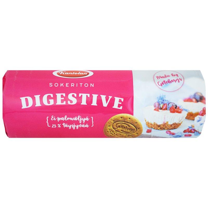 Sokeriton Digestive 400g - 56% alennus