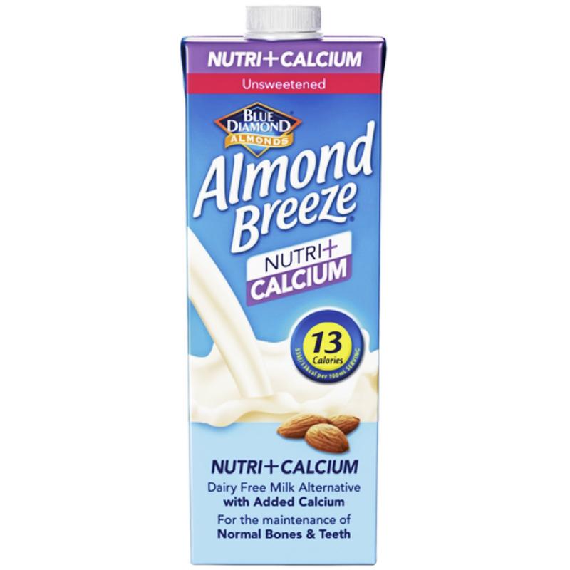 "Mantelijuoma ""Almond Breeze"" 1l - 67% alennus"