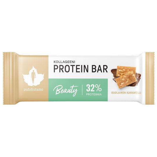 Proteiinipatukka Suolainen Karamelli - 20% alennus