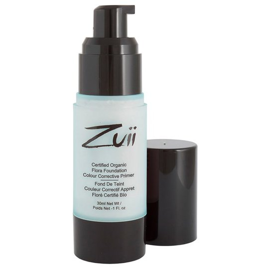 Zuii Organic Flora Colour Corrective Primer - Mint, 30 ml
