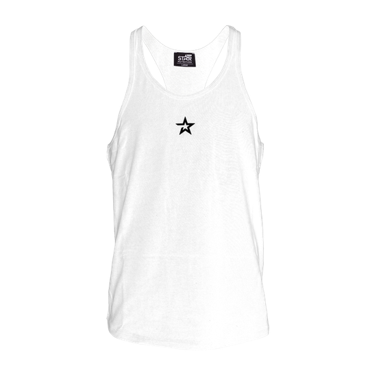 Star Nutrition Tank Top, White