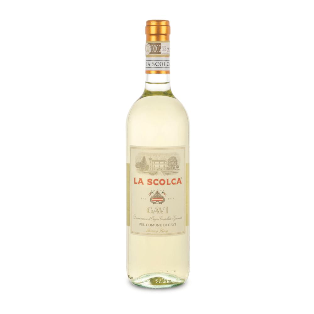 Gavi DOCG Dry White Wine 75cl by La Scolca