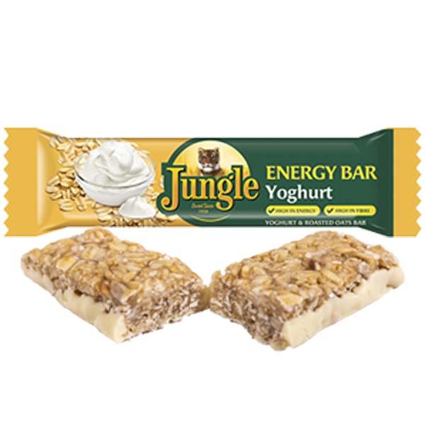 Jungle Energy Bar Yoghurt 40g
