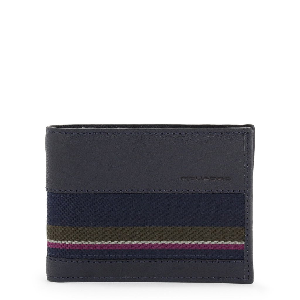 Piquadro Men's Wallet Blue PU257B3SR - blue NOSIZE