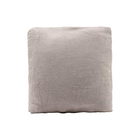 Alba Fodral till stolsdyna Ljusgrå 45 cm