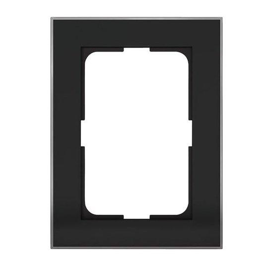 Elko Plus Option Yhdistelmäkehys Plus Option -malliin Lasi, musta