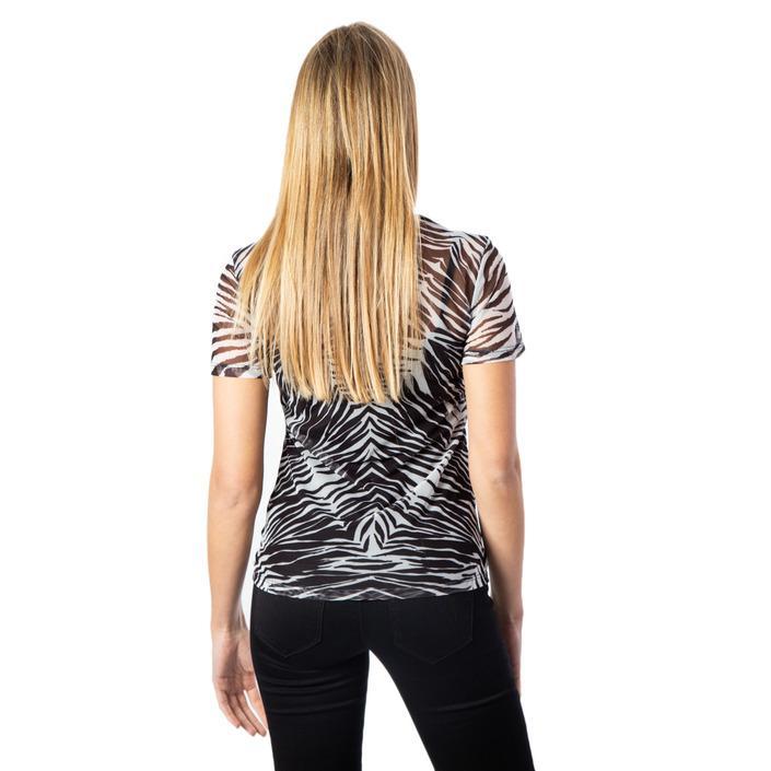 Desigual Women's T-Shirt Black 170652 - black M