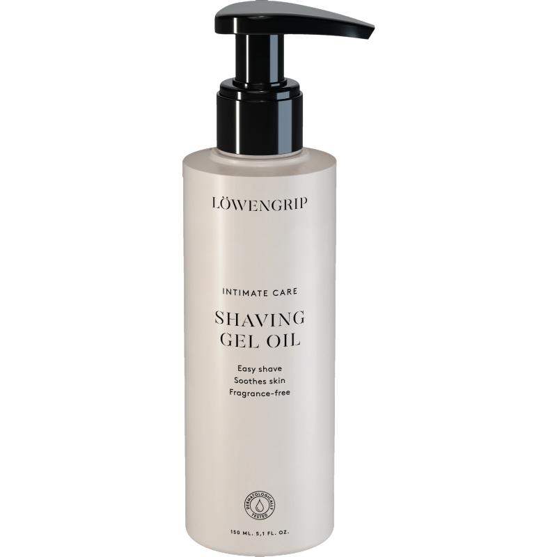 Intimate Care Shaving Gel Oil - 60% alennus
