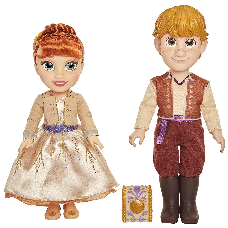 Frozen 2 - Anna & Kristoff - 2 Pack (201464)