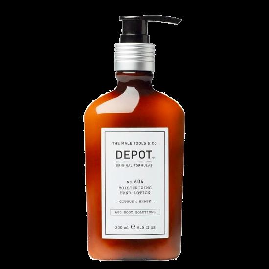 Depot - No. 604 Moisturizing Hand Lotion w. Citrus & Herbs 200 ml