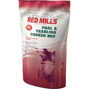 Hästfoder Red Mills Foal & Yearling Cooked Mix, 20 kg