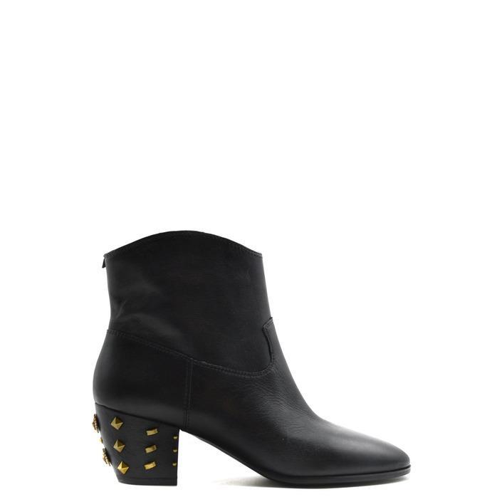 Michael Kors Women's Boot Black 173588 - black 41