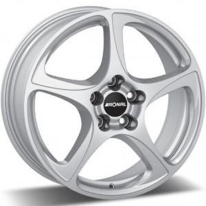 RONAL R53 Crystal Silver 6.5x15 4/108 ET25 B65.1