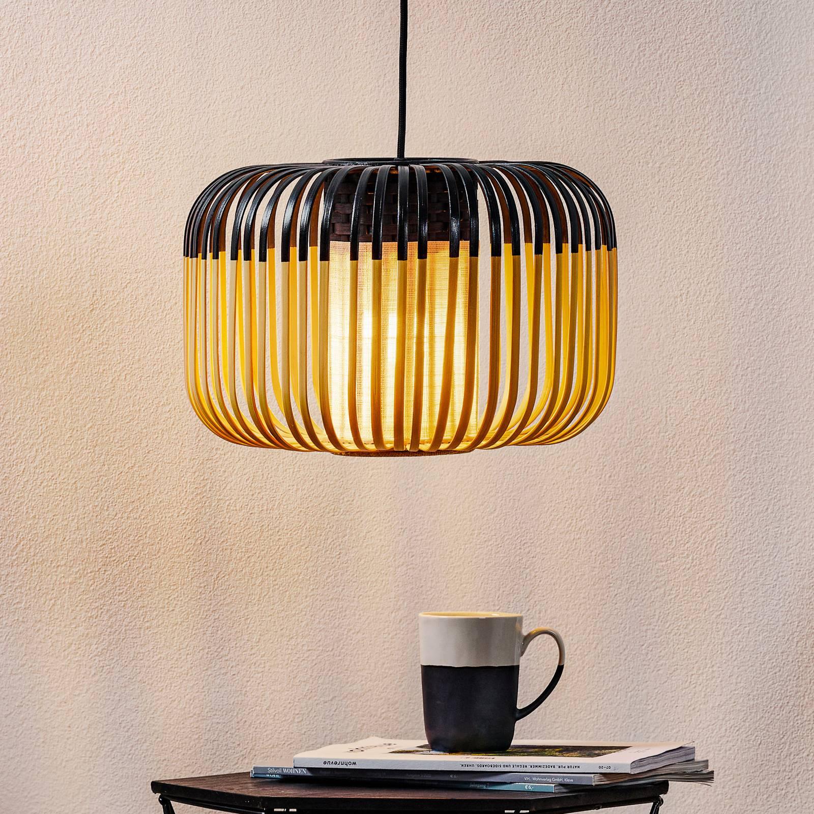 Forestier Bamboo Light S -riippuvalo 35 cm musta