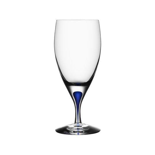Orrefors - Intermezzo Blå Isvattenglas 47 cl