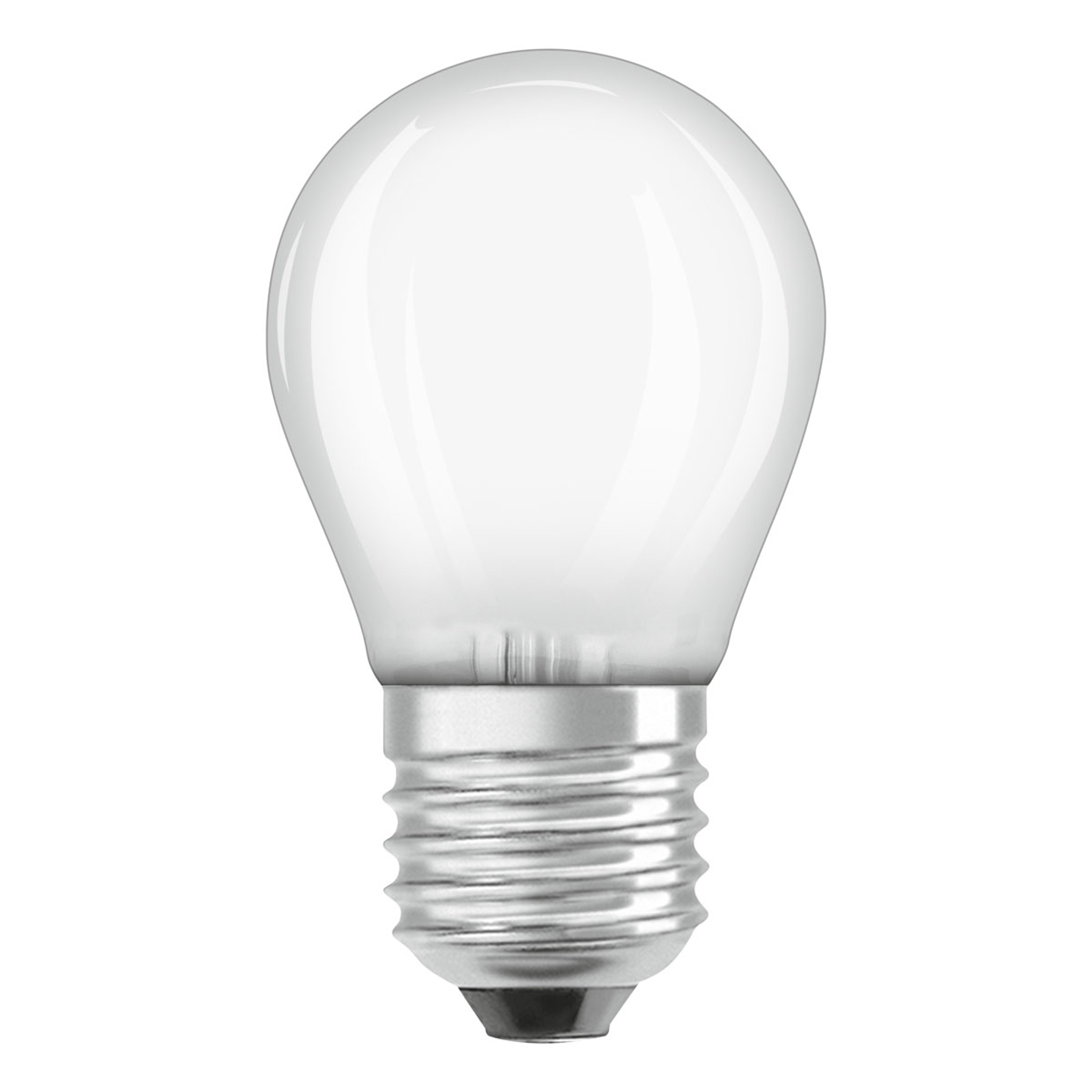 OSRAM-LED-lamppu E27 7W Classic P 2 700 K matta