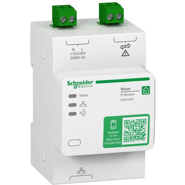 Schneider Electric EER31800 Gateway for opptil 20 stk. Power Tag