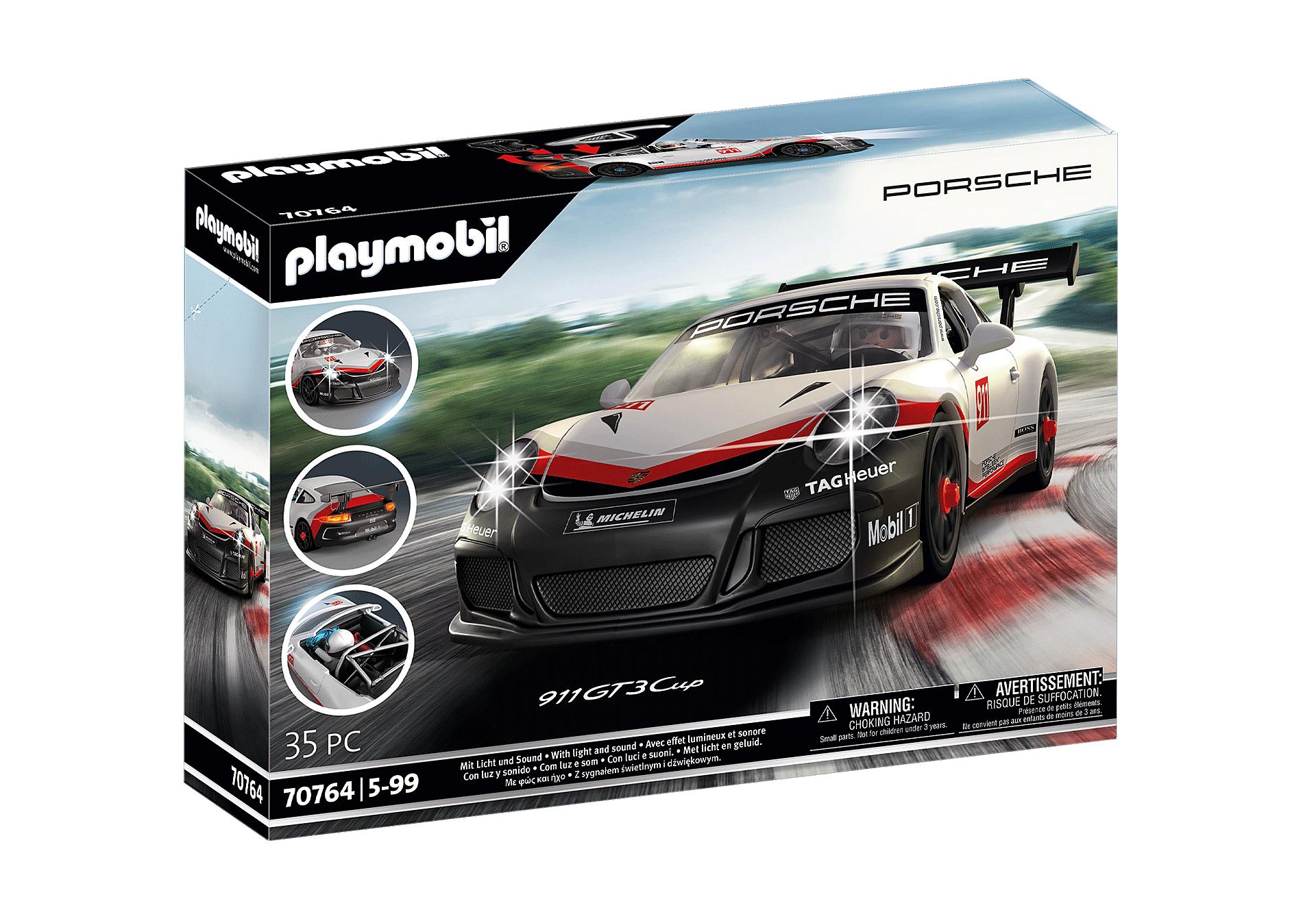 Playmobil - Porsche 911 GT3 Cup (70764)
