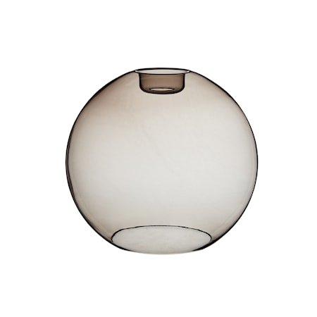 Gloria Røykfarget glass Ø 19 cm E14