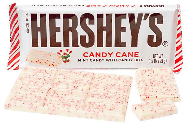 Hersheys Candy Cane Bar 43gram