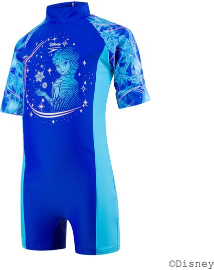 Speedo Disney Frozen All In One UV-Drakt 92