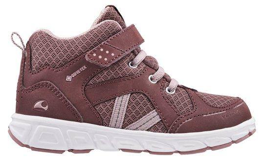 Viking Alvdal Mid R GTX Sneaker, Antiquerose/Dusty Pink, 23