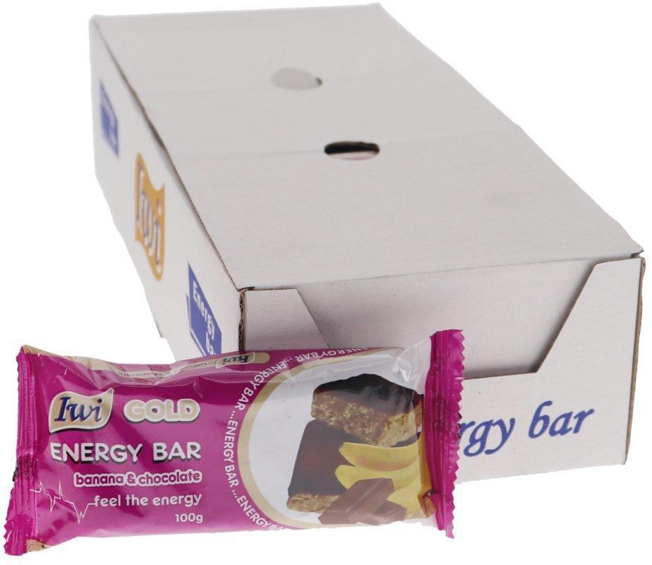Energiapatukat Banana & Choco - 75% alennus