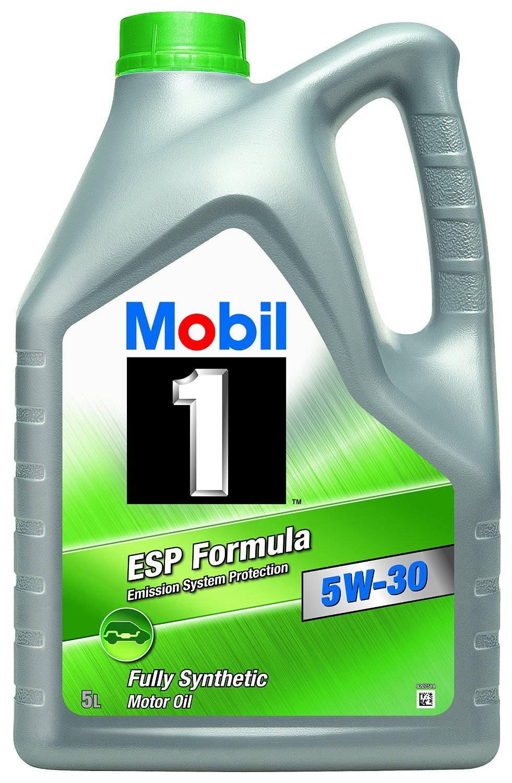 Moottoriöljy MOBIL 5W30 MOBIL 1 ESP 5L
