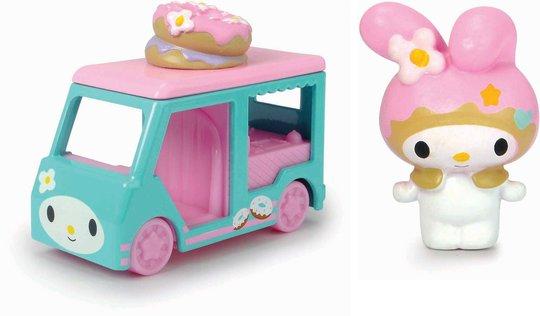 Hello Kitty Figur Melody Donut