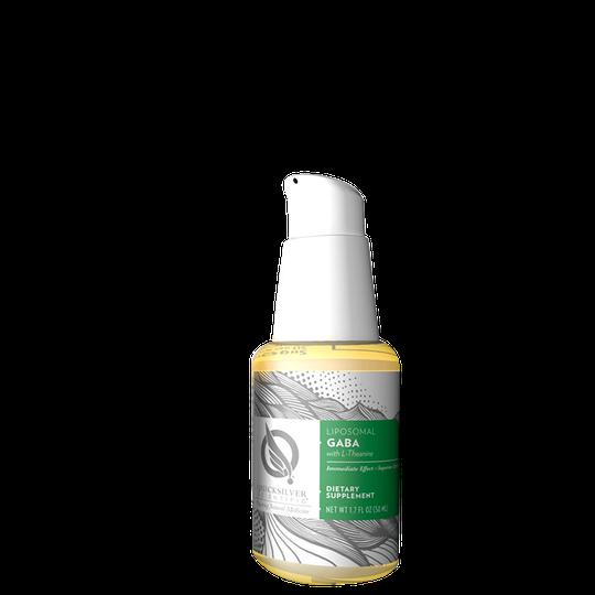 Liposomal GABA med L-Theanin, 50 ml