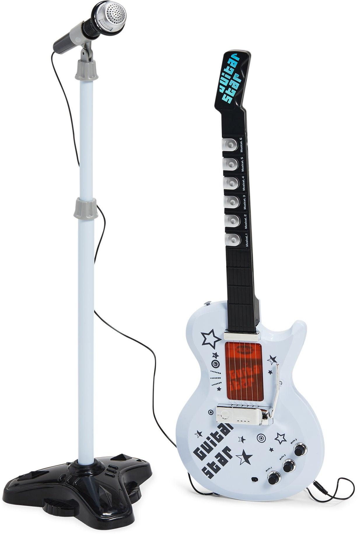 Cloudberry Castle Sähkökitara + Mikrofoni Star