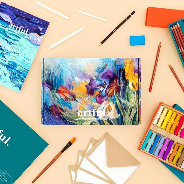 The Artful Pastel Starter Box