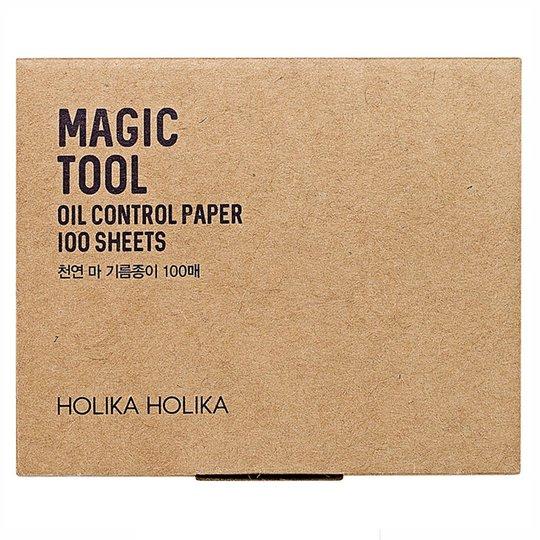 Holika Holika Magic Tool Oil Control Paper, Holika Holika Puuteripaperit