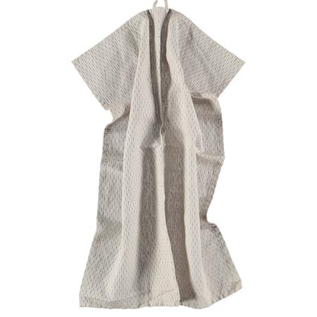 Kjøkkenhåndkle Topas 70x50 cm – Vintageblå