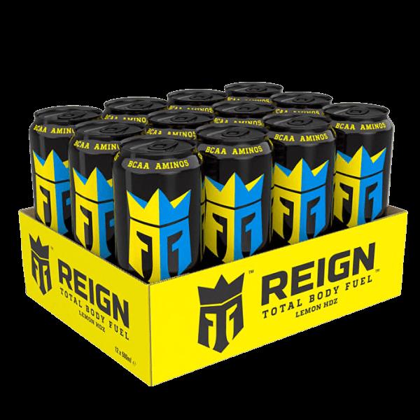Reign Energy - Lemon Hdz 50cl x 12st