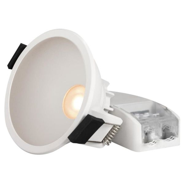 Hide-a-Lite Globe G2 Recessed Downlight tune Hvit, 440 lm