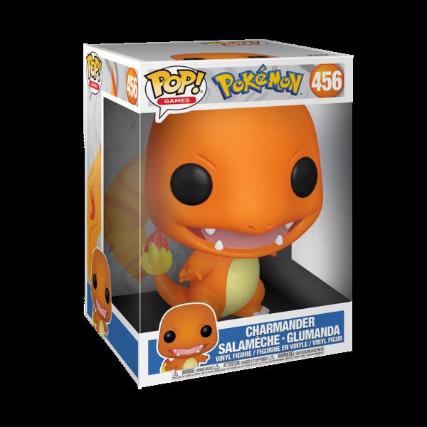 "Funko! POP - 10"" Pokemon S1 Charmander (50560)"
