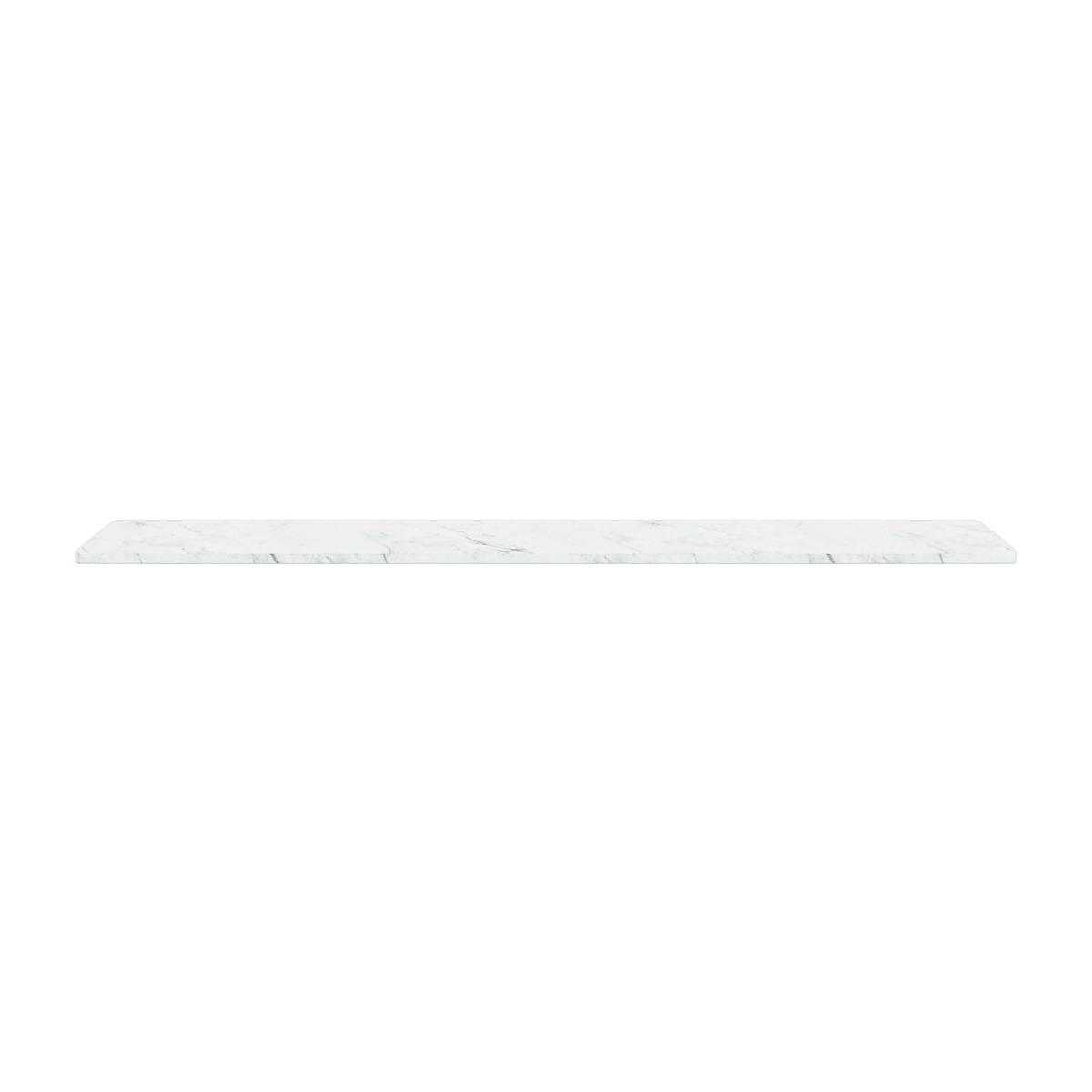 Montana Toppskiva Wire 70,1x18,8cm White Marmor